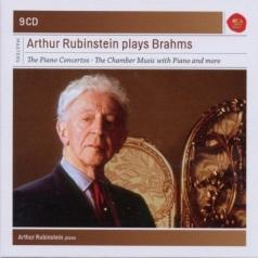 Arthur Rubinstein (Артур Рубинштейн): Rubinstein Plays Brahms