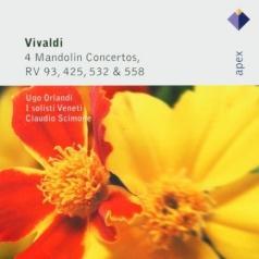 Ugo Orlandi (Уго Орланди): 4 Mandolin Concertos