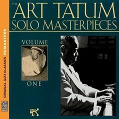 Tatum Art (Арт Татум): The Art Tatum Solo Masterpieces, Vol. 1