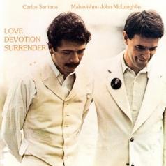 Carlos Santana (Карлос Сантана): Love Devotion Surrender