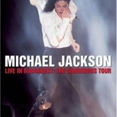 Michael Jackson (Майкл Джексон): Live In  Bucharest - The Dangerous Tour