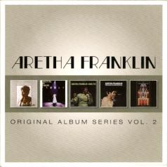 Aretha Franklin (Арета Франклин): Original Album Series 2