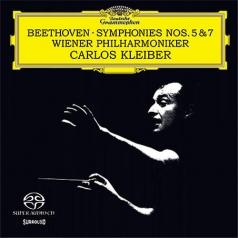 Carlos Kleiber (Карлос Клайбер): Beethoven: Symphonies Nos. 5 & 7