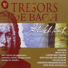 J.S. Bach (Иоганн Себастьян Бах): Tresors De Bach