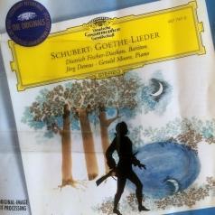 Dietrich Fischer-Dieskau (Дмитрий Фишер-Дискау): Schubert: Lieder