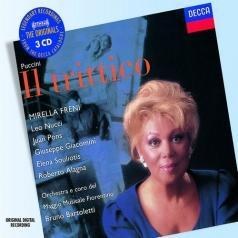 Mirella Freni (Мирелла Френи): Puccini: Il Trittico