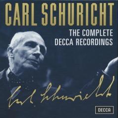 Carl Schuricht (Карл Шурихт): The Decca Recordings