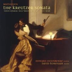Edward Dusinberre (Эдвард Дисинбере): Beethoven: 2 Sons For Vln & Pno, No.9 & 10