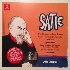 Aldo Ciccolini (Альдо Чикколини): Erik Satie - Gymnopedies - Gnossiennes Etc