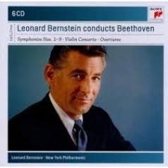Bernstein Leonard (Леонард Бернстайн): Symphonies 1-9