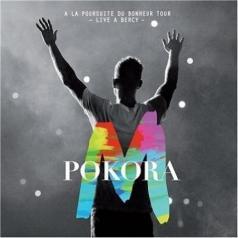 M Pokora (Мэтт Покора): A La Poursuite Du Bonheur Tour - Live A Bercy