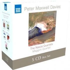 Maggini Quartet (Маггини Квартет): Naxos Quartets