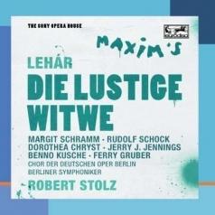 Robert Stolz (Роберт Штольц): Die Lustige Witwe