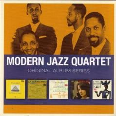 The Modern Jazz Quartet (Модерн Джаз Квартет): Original Album Series