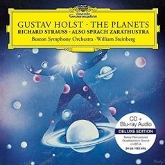 Boston Symphony Orchestra (Бостонский симфонический оркестр): Holst: The Planets / R. Strauss: Also Sprach Zarathustra