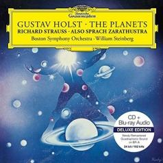Boston Symphony Orchestra (Бостонский симфонический оркестр): Holst: The Planets / R. Strauss: Also Sprach Zarathustra