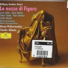 Claudio Abbado (Клаудио Аббадо): Mozart: Le Nozze Di Figaro