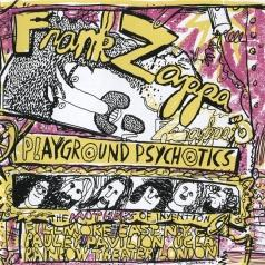 Frank Zappa (Фрэнк Заппа): Playground Psychotics