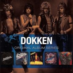 Dokken (Доккен): Original Album Series