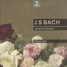 Johann Sebastian Bach (Иоганн Себастьян Бах): Sonatas & Partitas