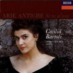 Cecilia Bartoli (Чечилия Бартоли): Arie Antiche