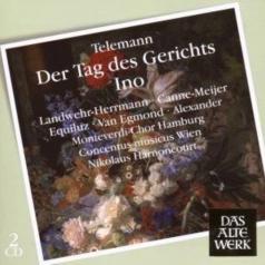 Nikolaus Harnoncourt (Николаус Арнонкур): Der Tag Des Gerichts (The Day Of Judgement)