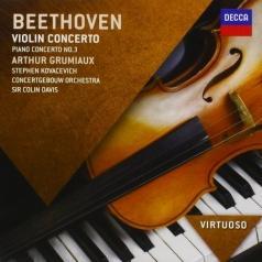Arthur Grumiaux (АртурГрюмьо): Beethoven: Violin Concerto, Piano Conc.3