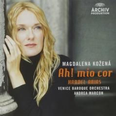 Magdalena Kožená (Магдалена Кожена): Ah! Mio Cor  Handel: Arias
