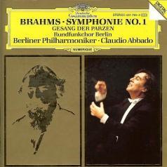 Claudio Abbado (Клаудио Аббадо): Brahms: Symphony No.1