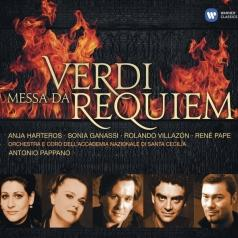 Anja Harteros (Аня Хартерос): Messa Da Requiem