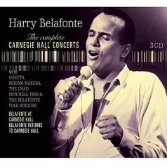 Harry Belafonte (Гарри Белафонте): The Complete Carnegie Hall Concerts