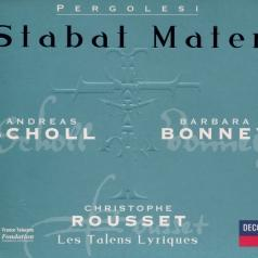 Andreas Schll (Андреас Шолль): Pergolesi: Stabat Mater; Salve Regina in F minor;