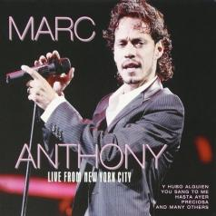 Marc Anthony (Марк Энтони): Live From New York City