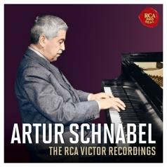 Artur Schnabel (Артур Шнабель): Artur Schnabel - The Rca Victor Recordings
