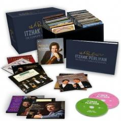 Itzhak Perlman (Ицхак Перлман): Itzhak Perlman - The Complete Warner Recordings