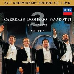 Carreras (Хосе Каррерас): The Three Tenors