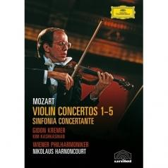 Gidon Kremer (Гидон Кремер): Mozart: Violin Concertos 1-5; Sinfonia Concertante