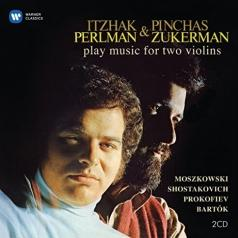 Itzhak Perlman (Ицхак Перлман): Violin Duets - With Pinchas Zukerman
