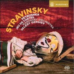 Igor Stravinsky (Игорь Стравинский): Stravinsky: Petrushka/Jeu De Cartes