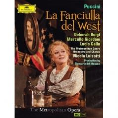 Metropolitan Opera Orchestra (Метрополитен Оперный Оркестр): La Fanciulla Del West