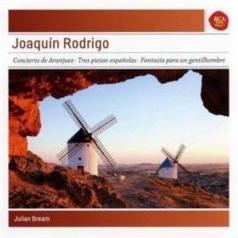 Julian Bream (Джулиан Брим): Concierto De Aranjuez