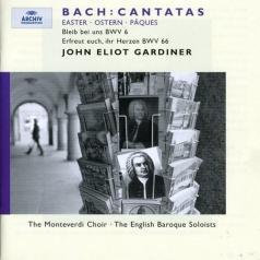 John Eliot Gardiner (Джон Элиот Гардинер): Bach, J.S.: Easter Cantatas BWV 6 & 66