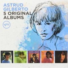 Astrud Gilberto (Аструд Жилберту): 5 Original Albums: Verve