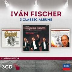 Ivan Fischer (Иван Фишер): 3 Classic Albums