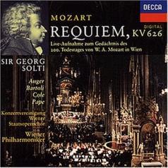 Georg Solti (Георг Шолти): Mozart: Requiem