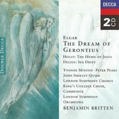 Benjamin Britten (Бенджамин Бриттен): Elgar: The Dream of Gerontius/Delius: Sea Drift/Ho