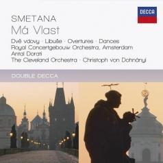 Vladimir Ashkenazy (Владимир Ашкенази): Smetana: Ma Vlast; Overtures