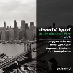 Donald Byrd: At The Half Note Cafe Vol. 1