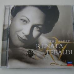 Renata Tebaldi (Рената Тебальди): The Great Renata Tebaldi