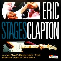 Eric Clapton (Эрик Клэптон): Stages